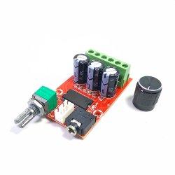 Amplificador de Audio YDA138-E de 8W+8W / 12W+12W modo Dual de alta fidelidad en Lima