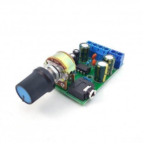 Amplificador de audio arcade 15W 8hm