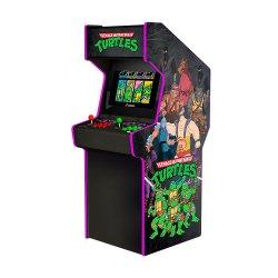Máquina arcade clásica con +15mil* juegos retro y 30* consolas clásicas. Encuéntralo en Lima solo en Jungla Arcade